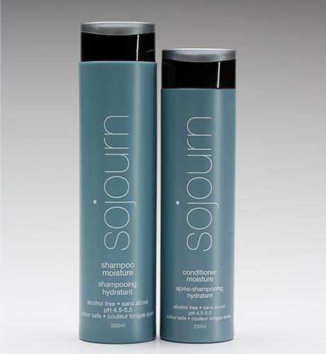 Moisture Shampoo Conditioner Duo