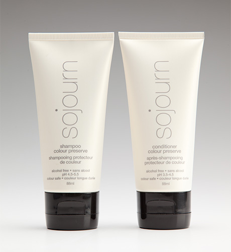 Sojourn Colour Shampoo Conditioner Travel Kit
