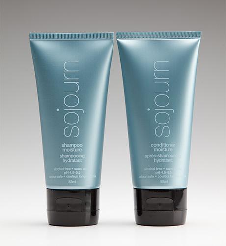 Sojourn Moisture Shampoo Conditioner Travel Kit